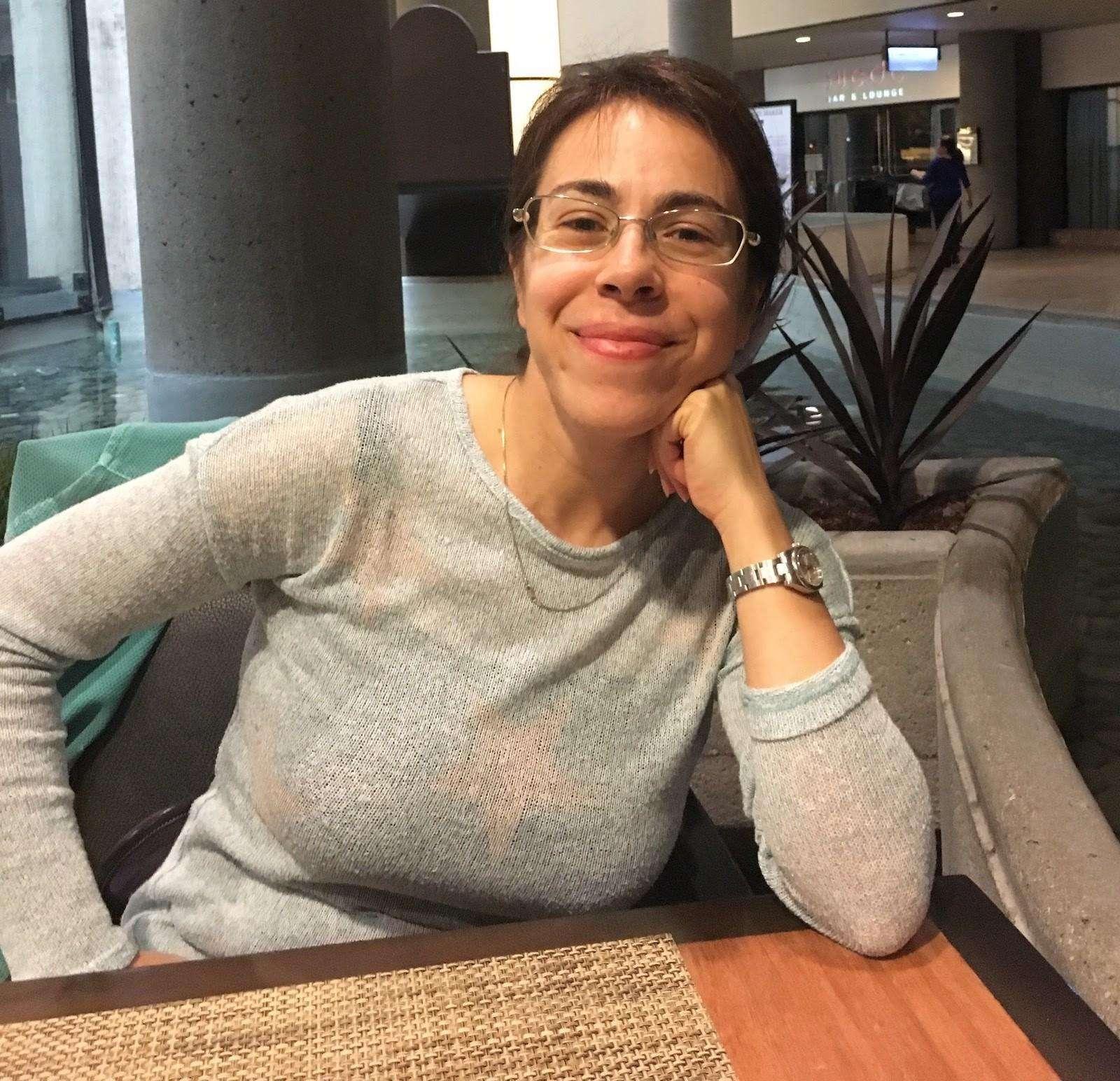 Luisa Fanzani Cosmetic chemist