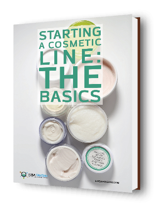 start a cosmetic line ebook