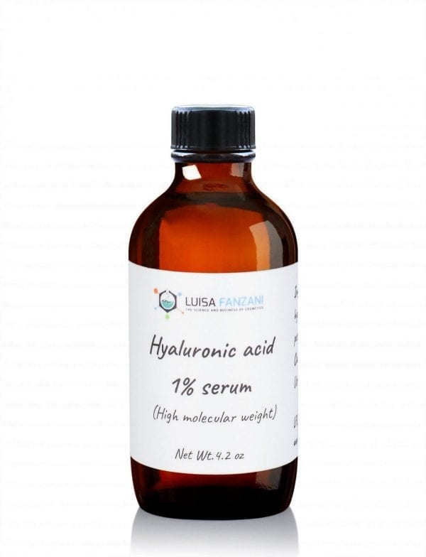 hyaluronic acid serum 4.2 oz