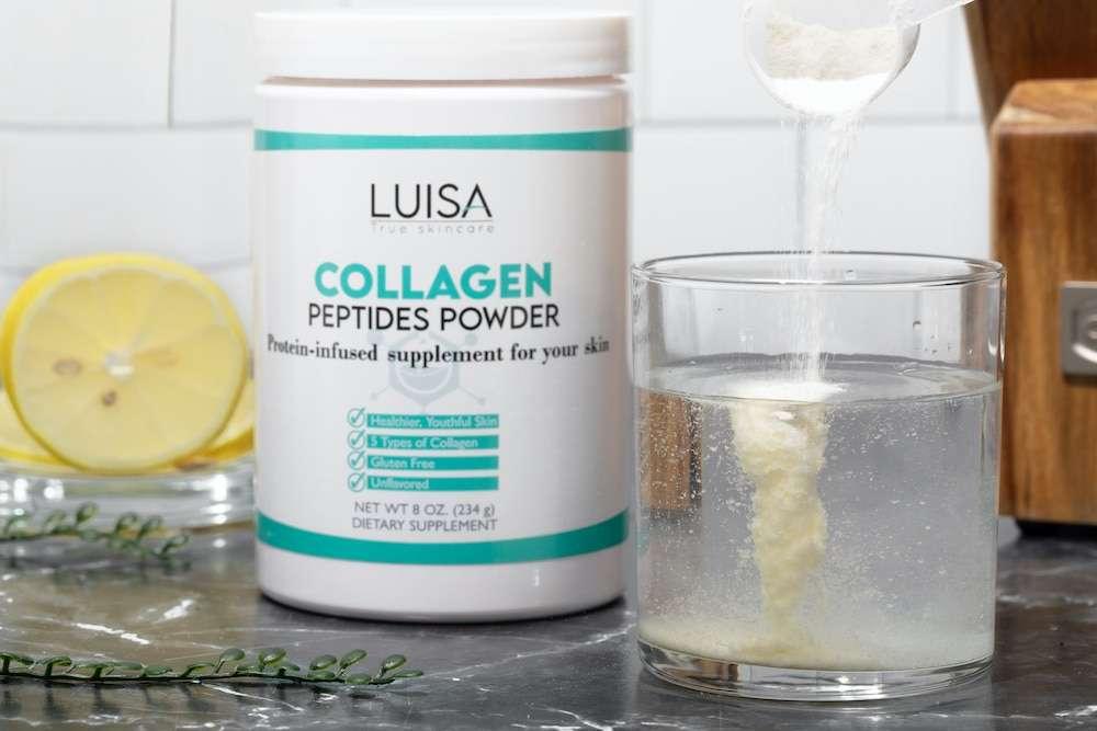 collagen supplement luisa true skincare